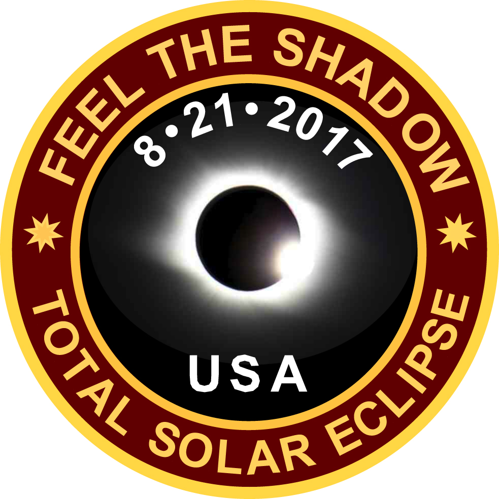 2017 Eclipse Commemorative USA Lapel Pin