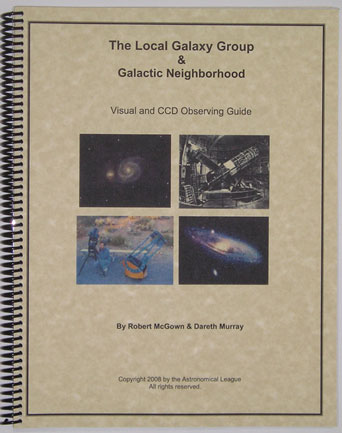Local Galaxy Group & Galactic Neighborhood Guide