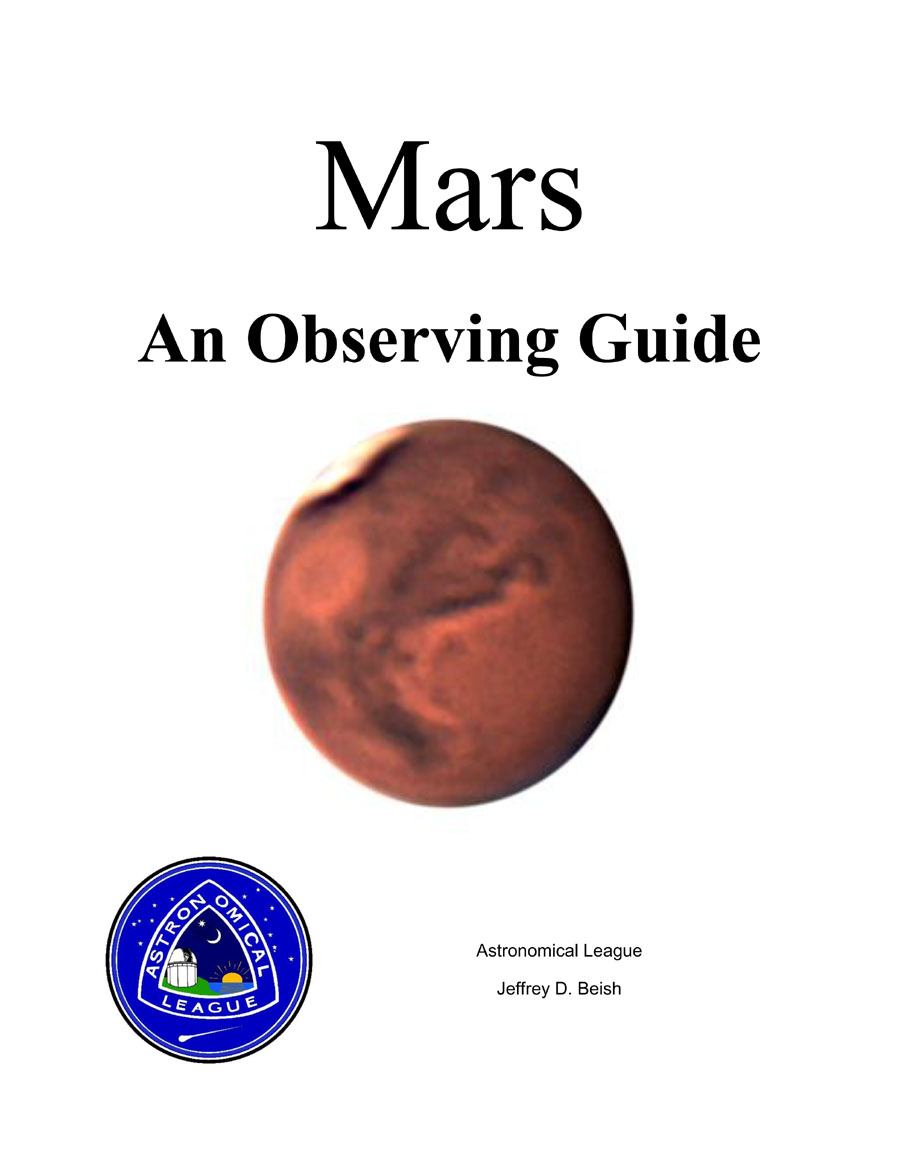 Mars - An Observing Guide