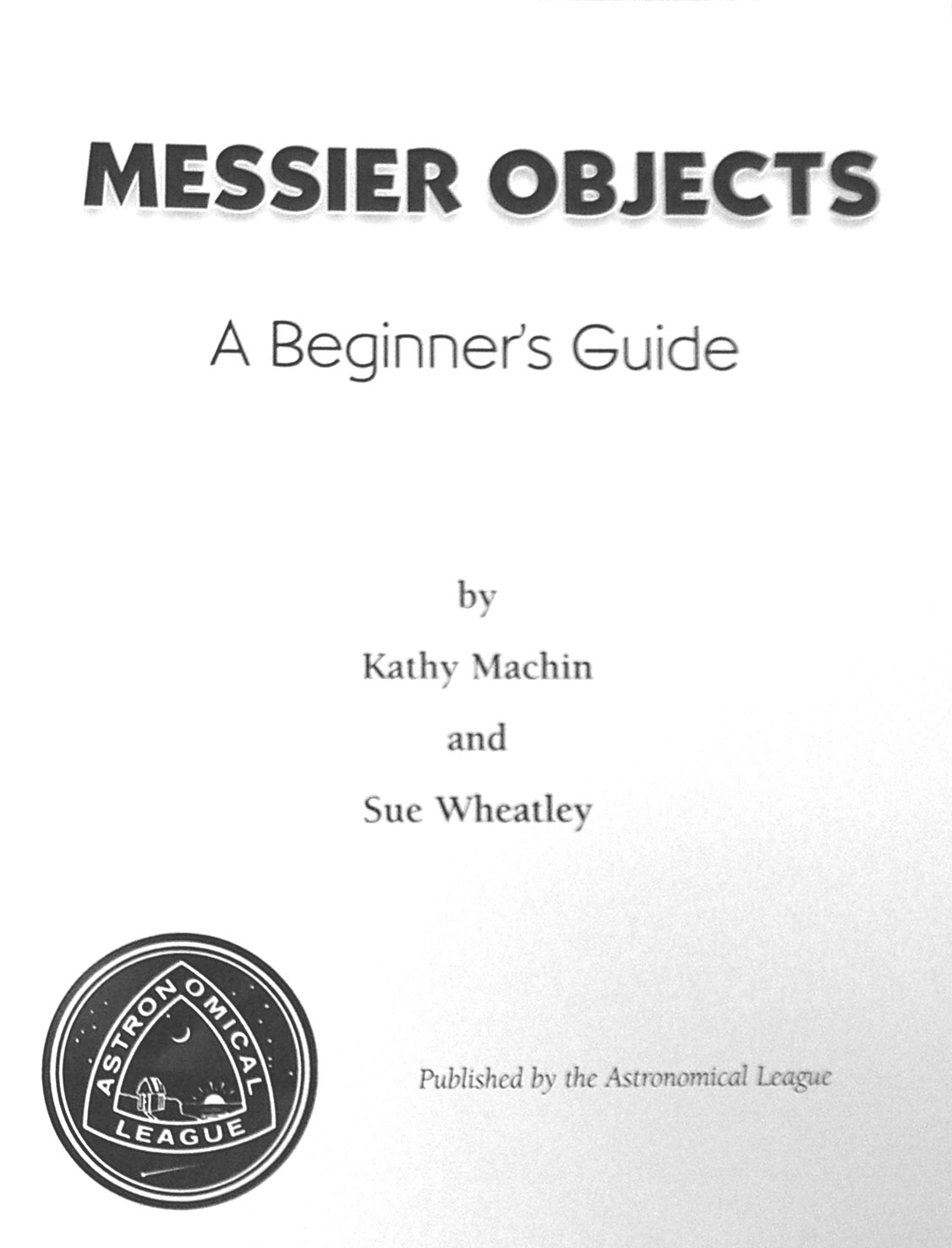 Messier Objects: A Beginner's Guide
