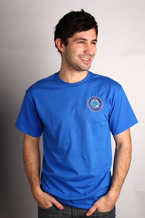 Astronomical League T-Shirt, Short Sleeve - Royal