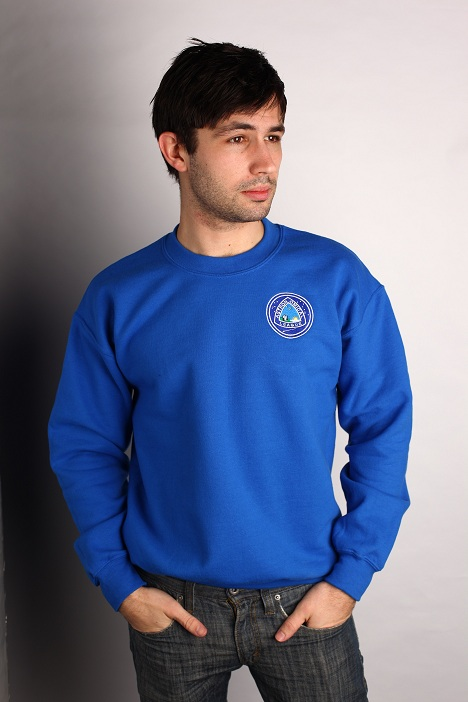 Astronomical League SweatShirt, pullover - Royal