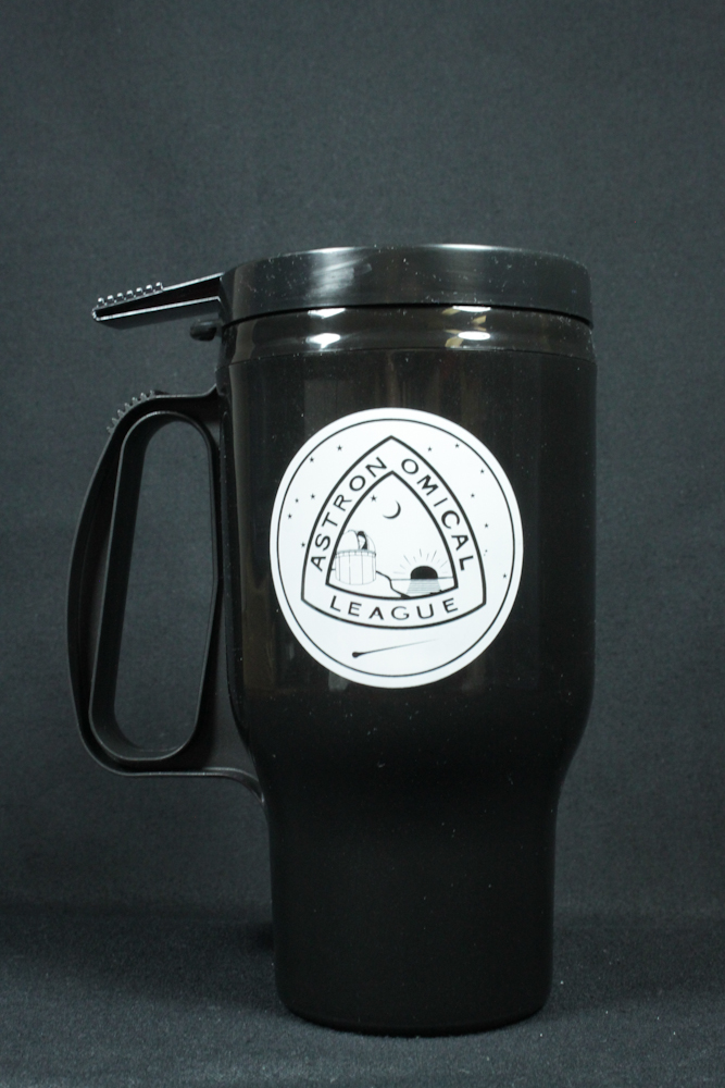 Astronomical League Travel Mug