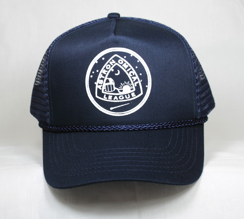 Astronomical League Baseball Cap